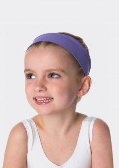 tactel headband jacaranda