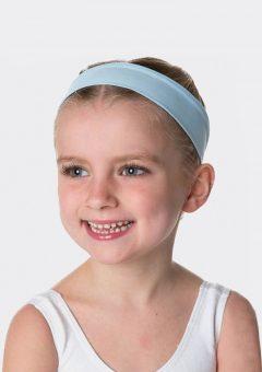tactel headband pale blue