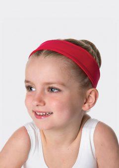 tactel headband red