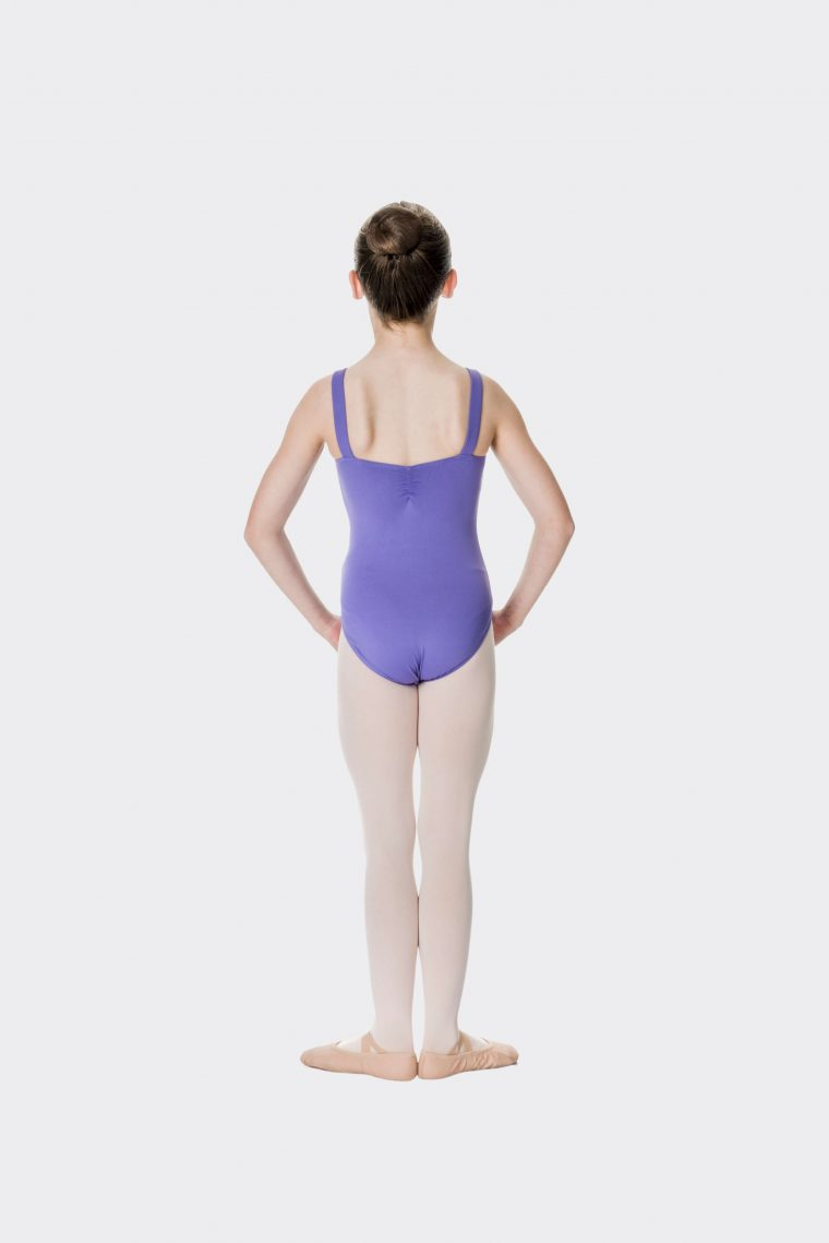 wide strap leotard jacaranda