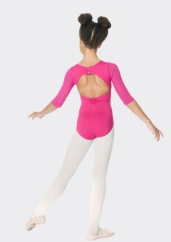 michaela leotard mulberry