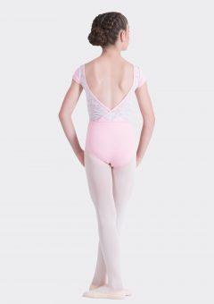 lucinda leotard ballet pink