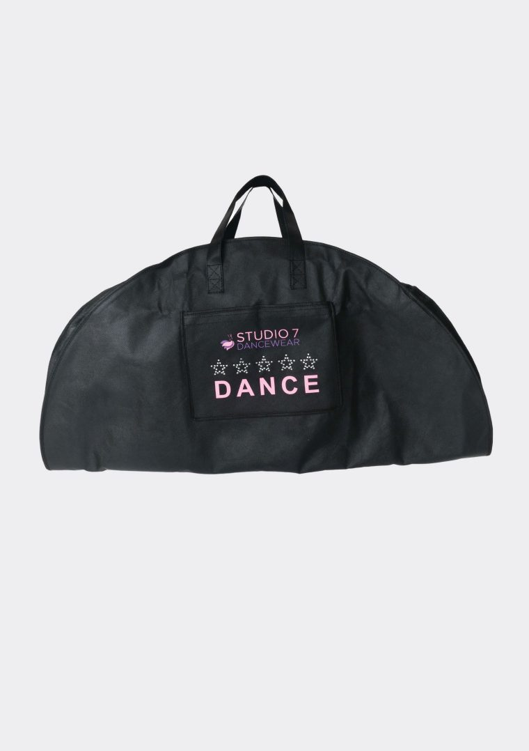 round tutu bag pink