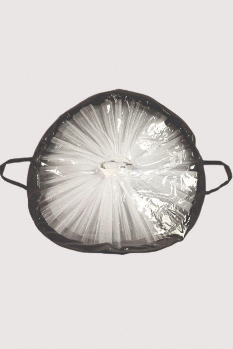 round tutu bag