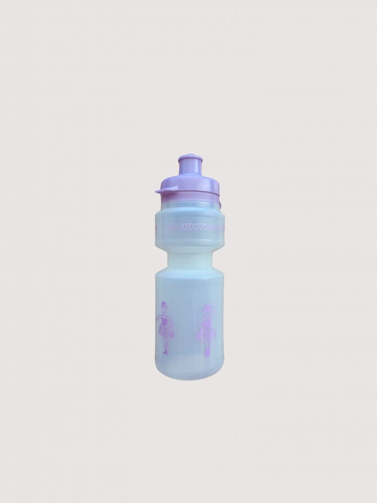 water bottle ballerina lilac