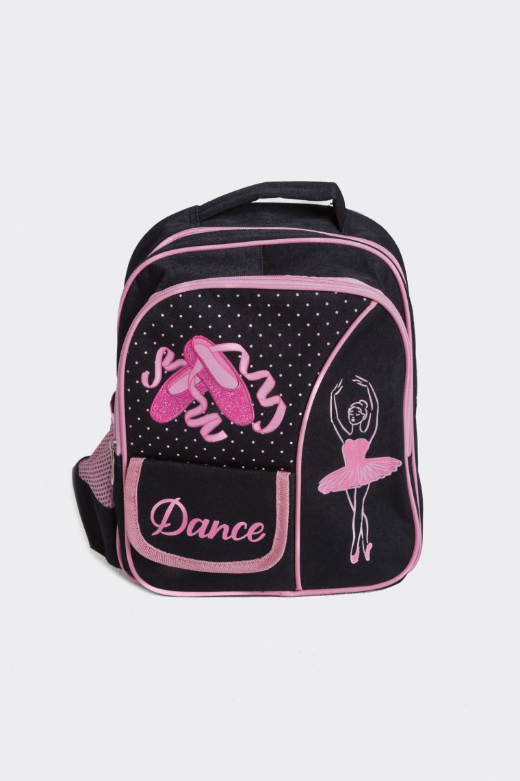 dance steps backpack