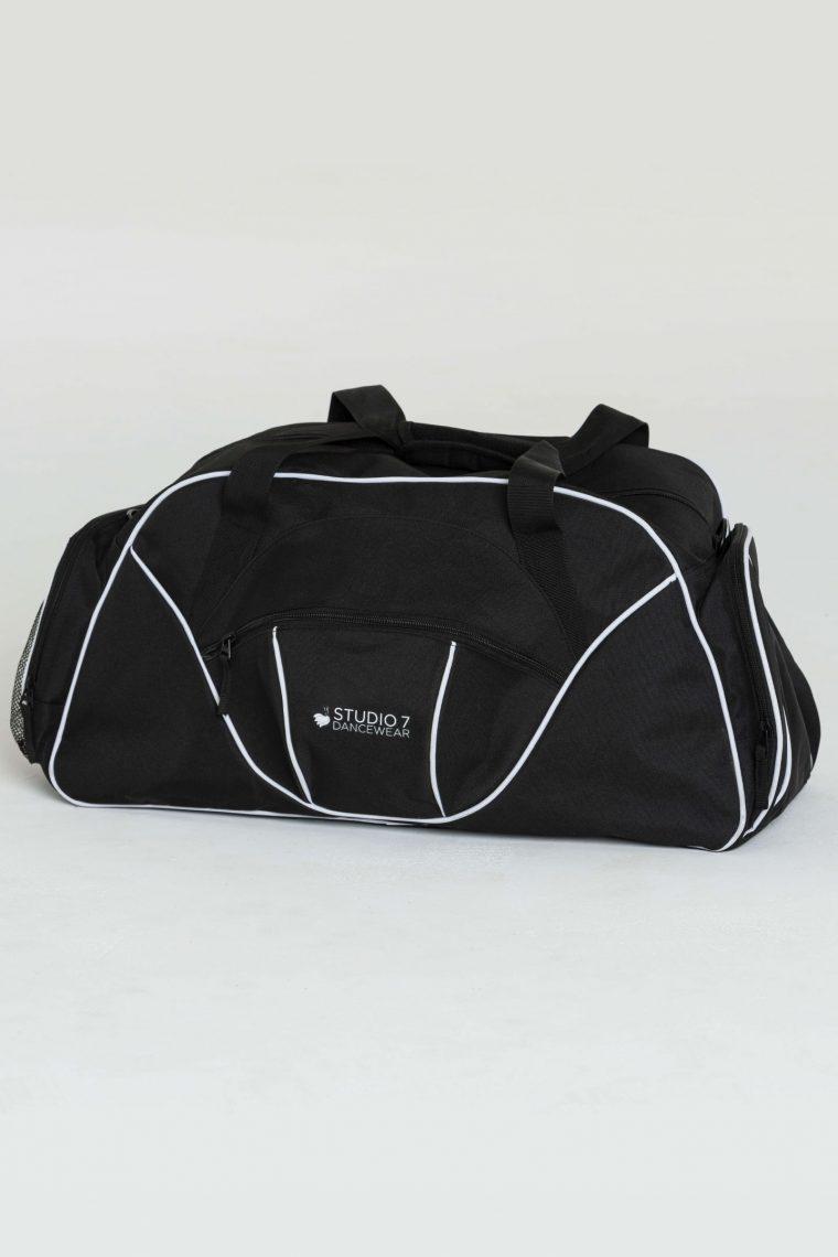 senior duffel bag black