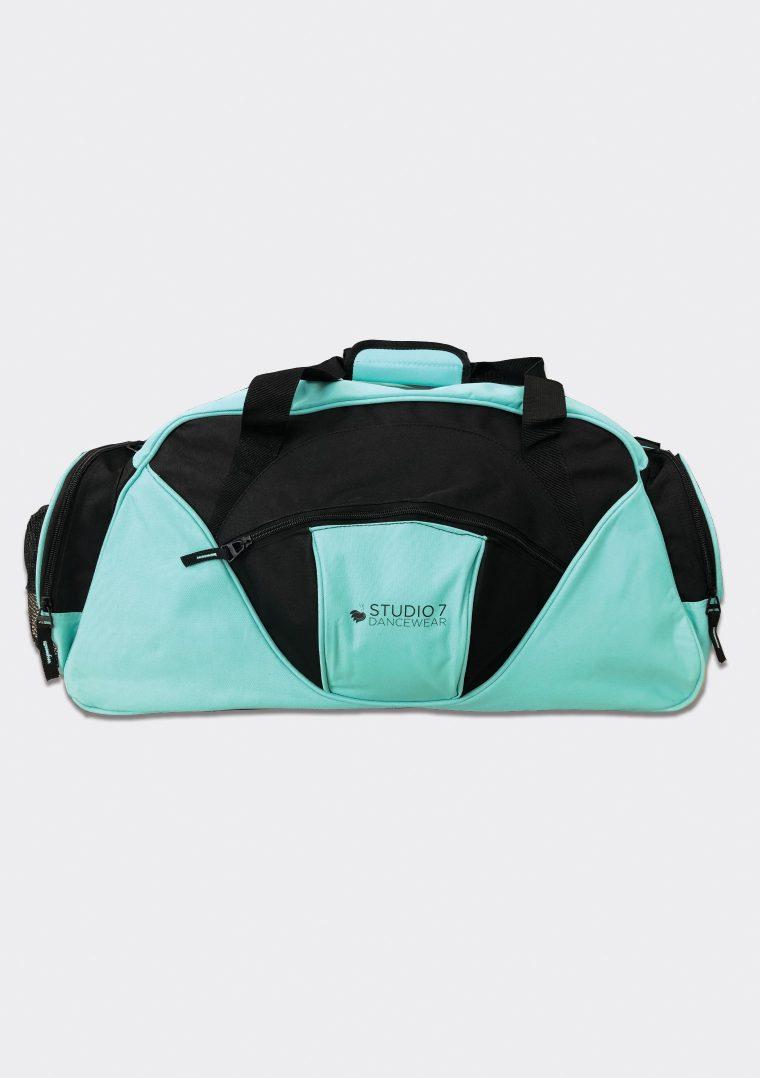 senior duffel bag turquoise