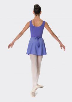 premium wrap skirt jacaranda