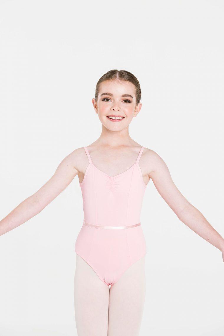 waistband ballet pink