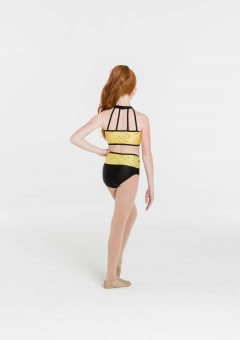 Bright lights two tones brief black/yellow