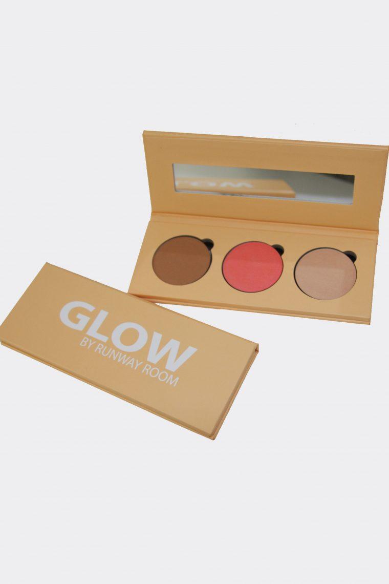 runway room glow palette