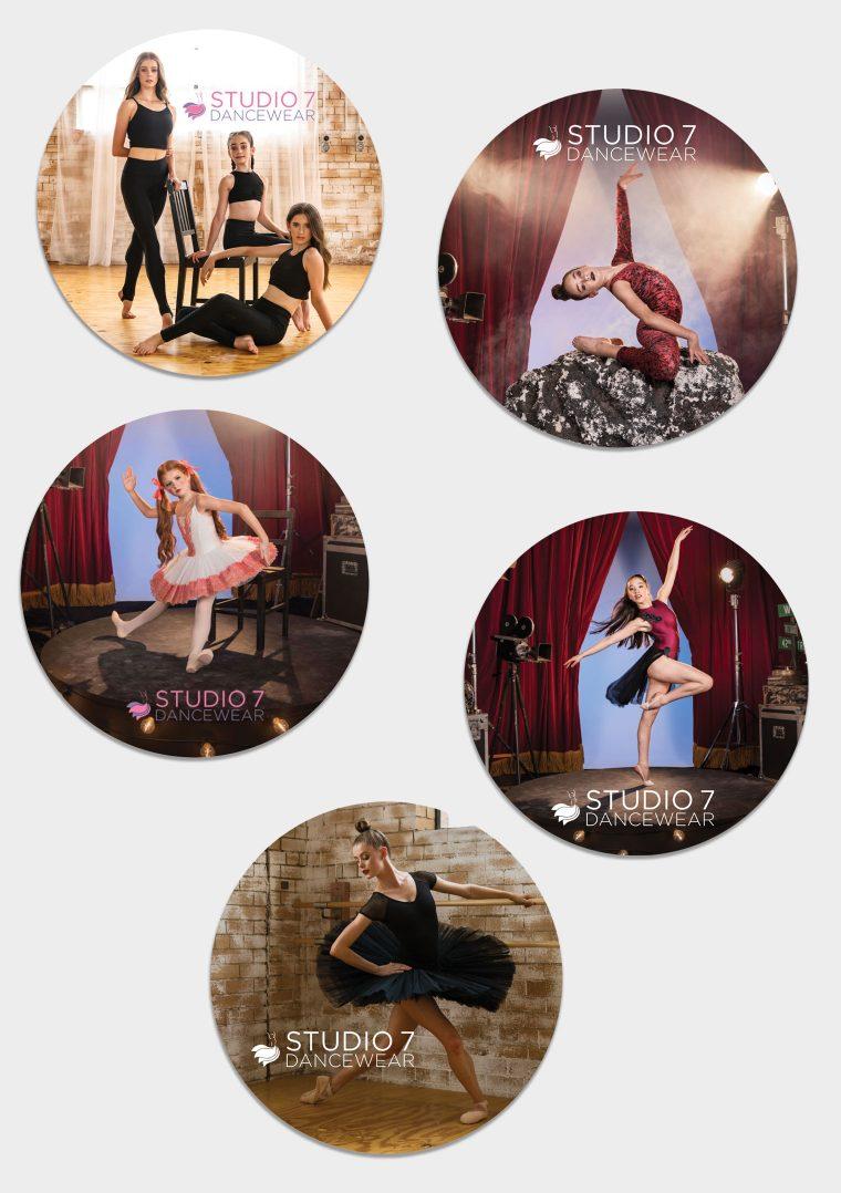 dance stickers