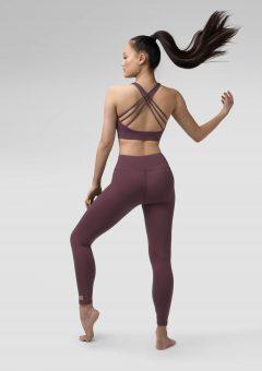 pauline leggings mulberry purple