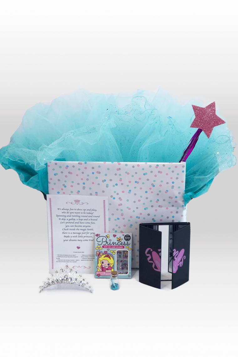 princess costume box