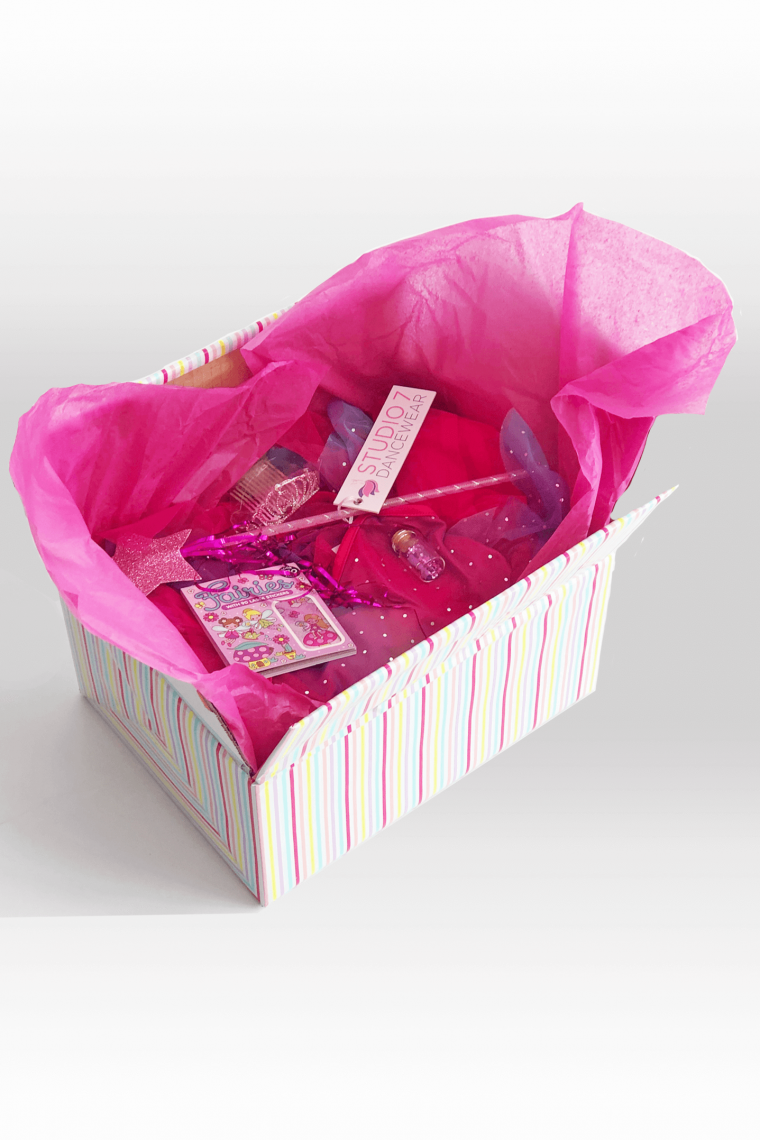 flutterby costume box