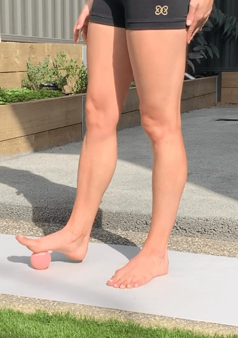 foot massage ball