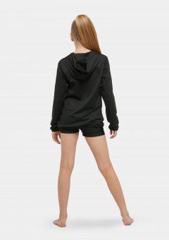 dance jacket black