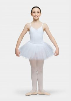 tutu skirt white