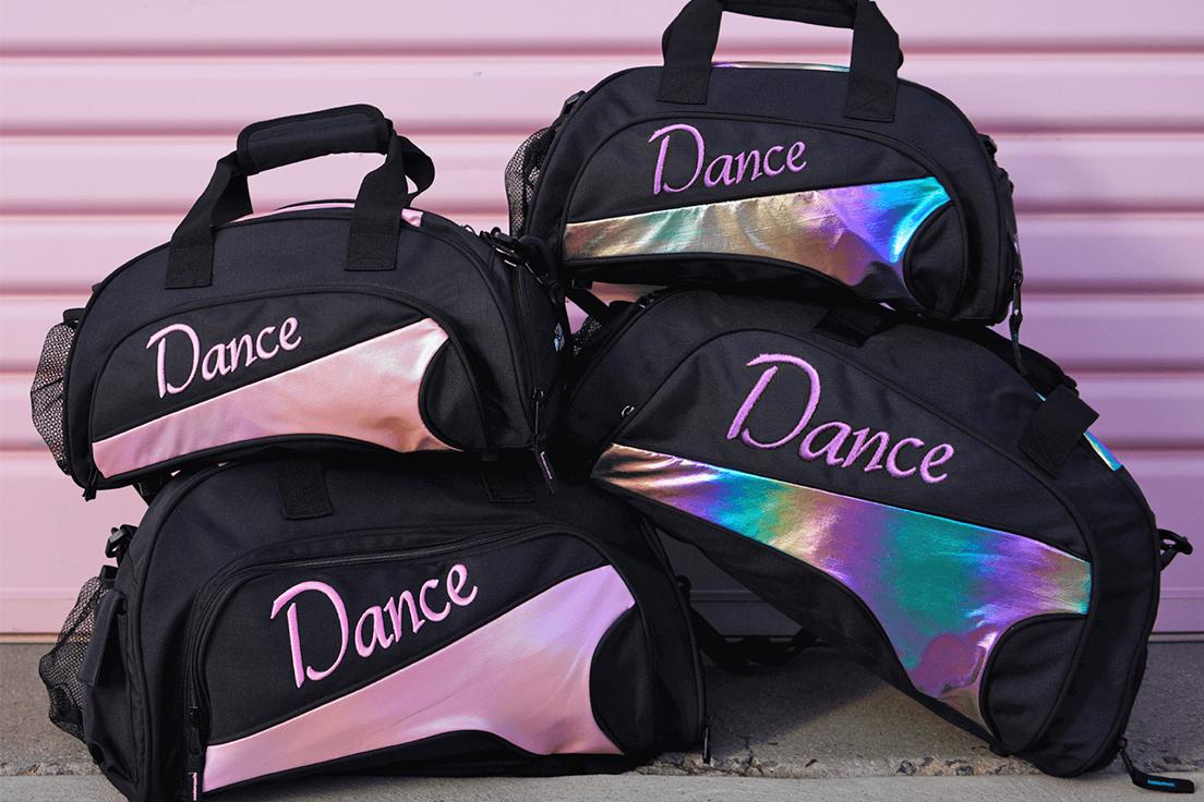 eco friendly duffel dance bags