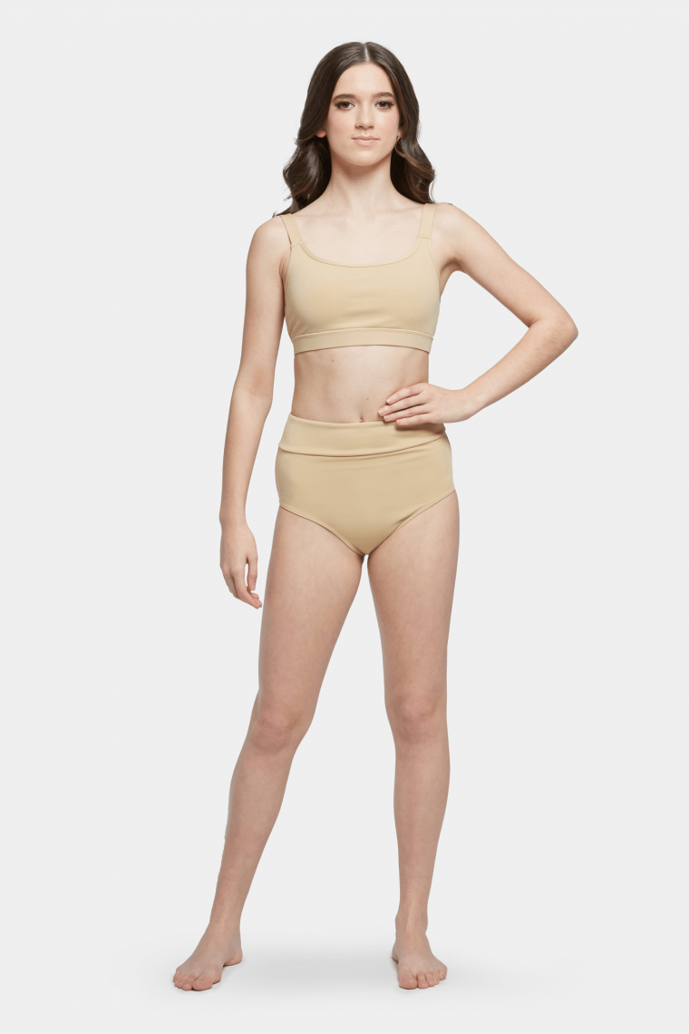 performance briefs nude