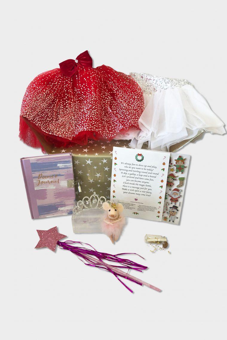 christmas fairy gift box