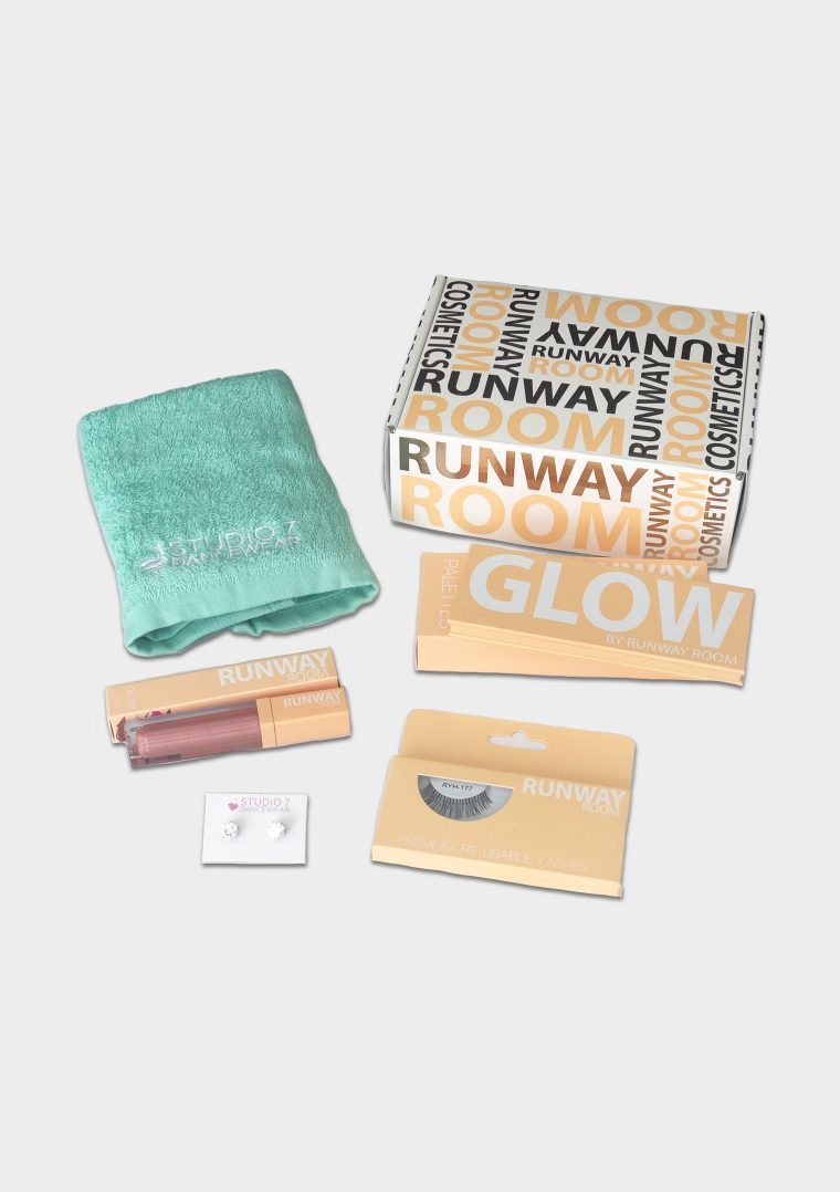 shine bright makeup gift pack