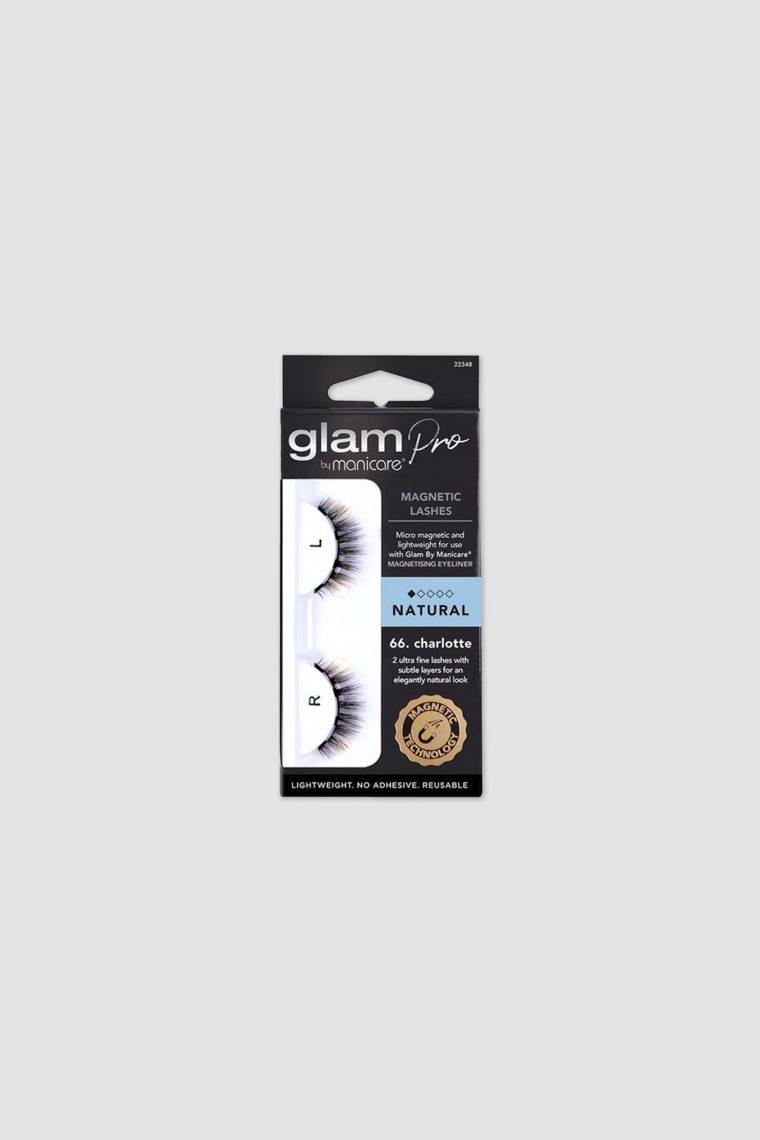 glam magnetic lashes charlotte