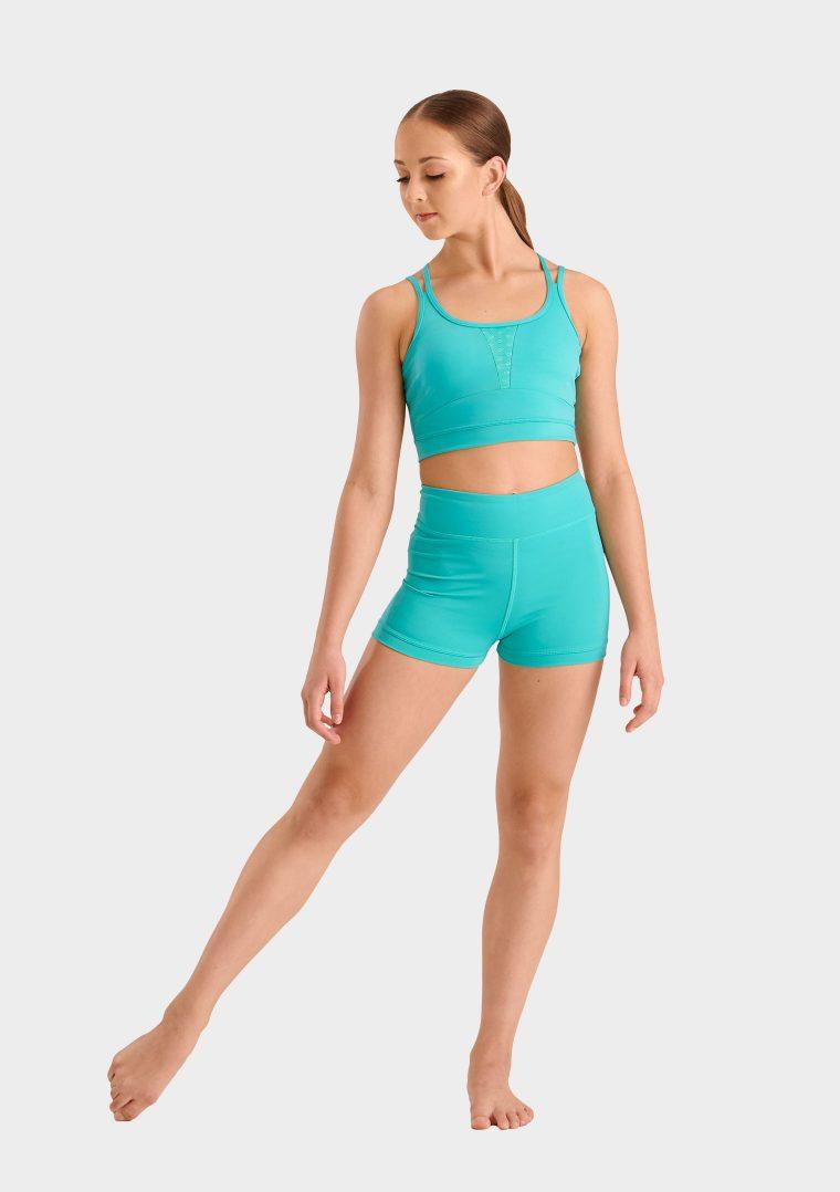 olivia shorts sapphire