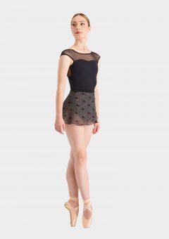 floral ballet skirt